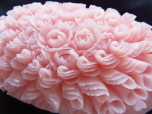 画像 : ソープカービングの彫り方 作り方(彫刻 手作り やり方 簡単 作品集 石鹸 ブログ 販売 ナイフ - NAVER まとめ