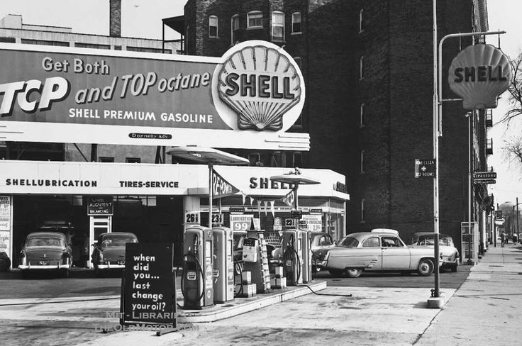 85 Best Old Gas Stations Images On Pinterest