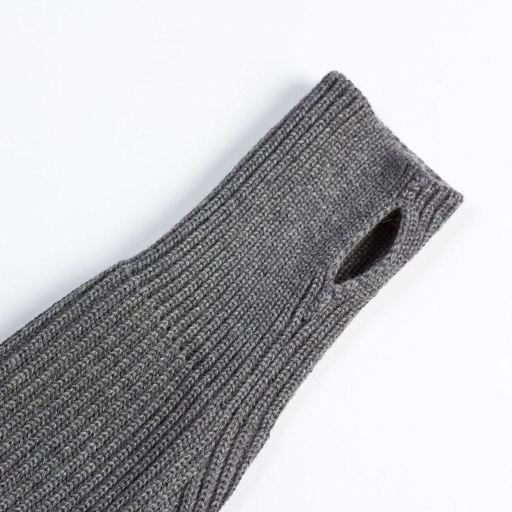 NAVY - half-zip - grey | Andersen-Andersen