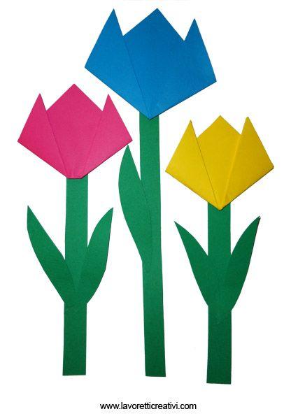 Flowers craft