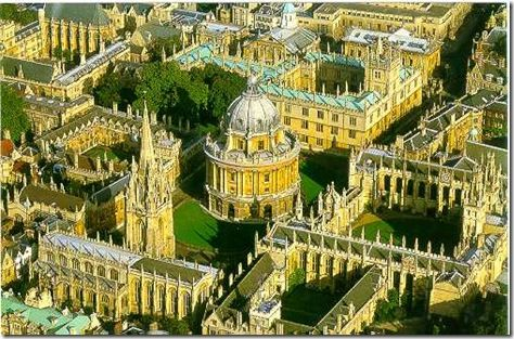 Oxford University – England. Where Aloysius received a dual Doctor of Philosophy degree in Classics and Philosophy