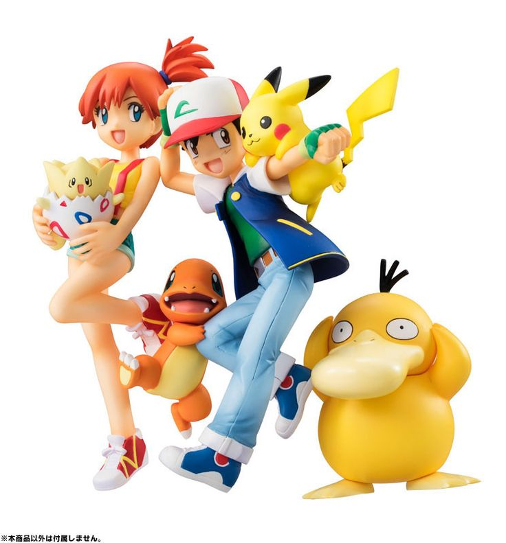 The G.E.M. Series Ash and Misty figures are now available for preorder on AmiAmi!http://www.amiami.com/top/detail/detail?gcode=FIGURE-016711 http://www.amiami.com/top/detail/detail?scode=FIGURE-016712