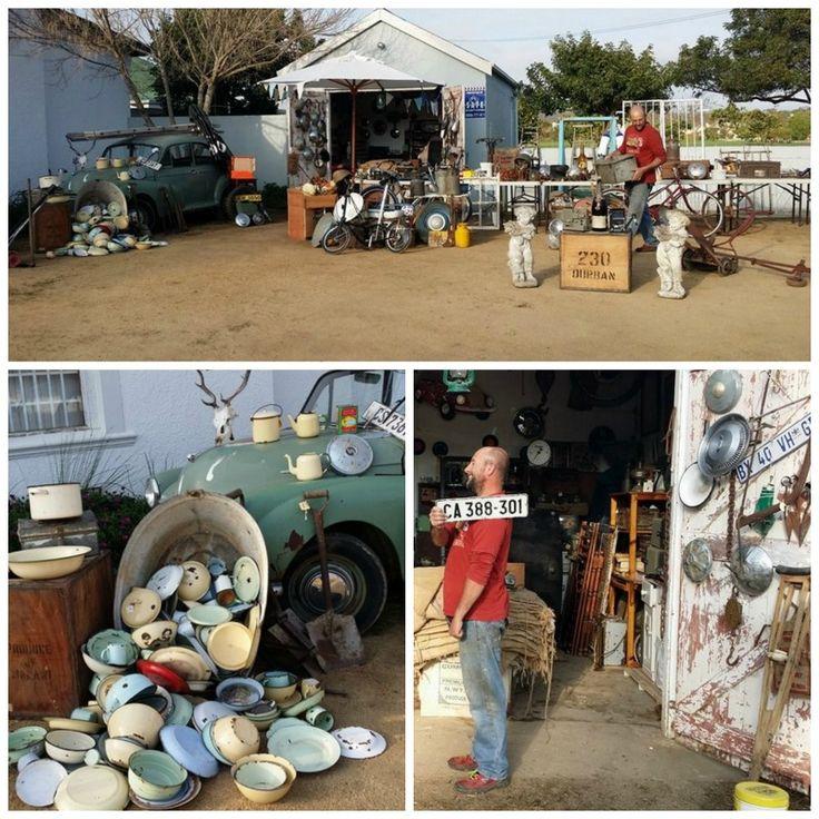 Lionel's junk shop - Stanford