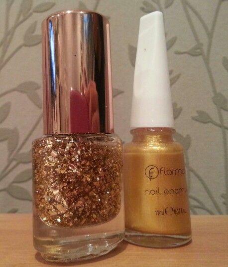 Flormar & glitter