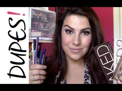 Eye Makeup Dupes! Liners & Palettes - with *Melmphs!*