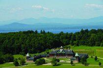 Shelburne Farm, Vermont, USA