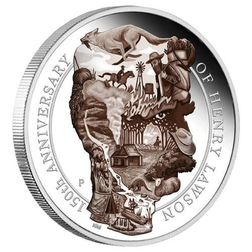 Buy Now: http://www.coincommunity.com/go/_to.asp?target=http://www.perthmint.com.au/catalogue/henry-lawson-150th-anniversary-2017-5oz-silver-proof-coin.aspx  Perth Mint New Release: 2017 Henry Lawson 150th Anniversary 5oz Silver Proof Coin - Coin Community Forum