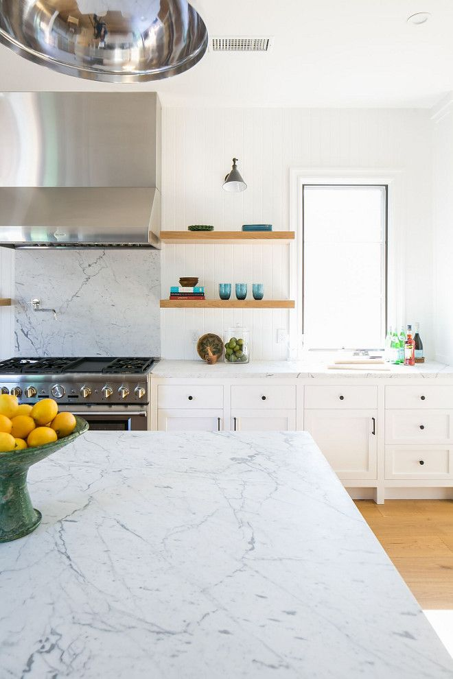 Countertop Statuario Italian Marble Honed Kitchen Countertop