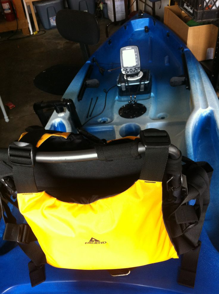 Modified ascend d10t kayak pinterest for Academy sports fishing kayaks