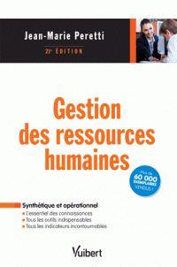 Jean-Marie Peretti - Gestion des ressources humaines. - Agrandir l'image