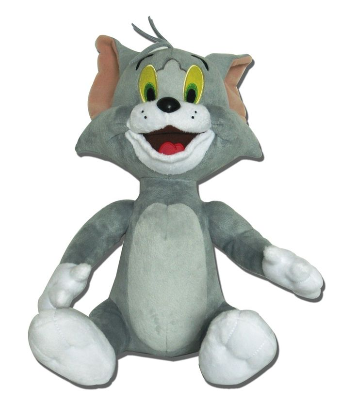 Warner Bros Tom Stuffed Toy - 22.86 Cm, http://www.snapdeal.com/product/warner-bros-tom-stuffed-toy/1019046443
