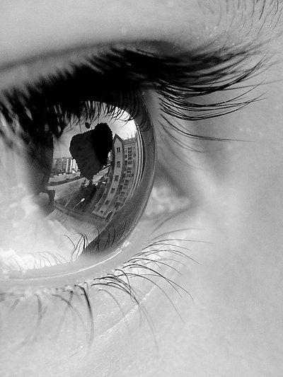 Angel Eye von ~ LimpidD – #fotografiemakro