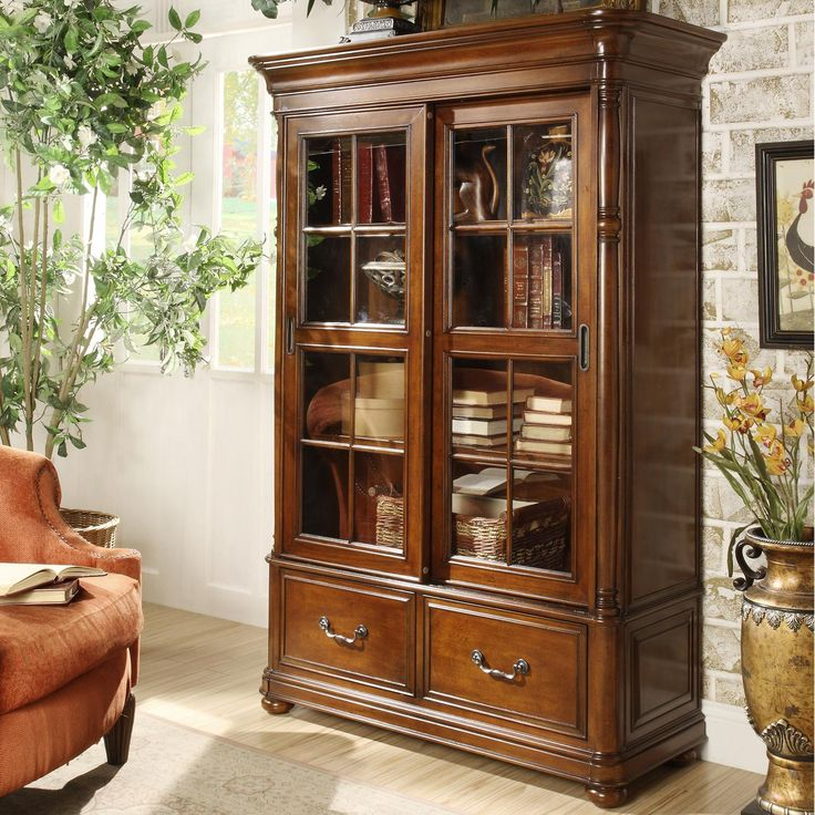 The 25 Best Ideas About Bookcase With Gl Doors On Pinterest Ikea Billy And Bookcases