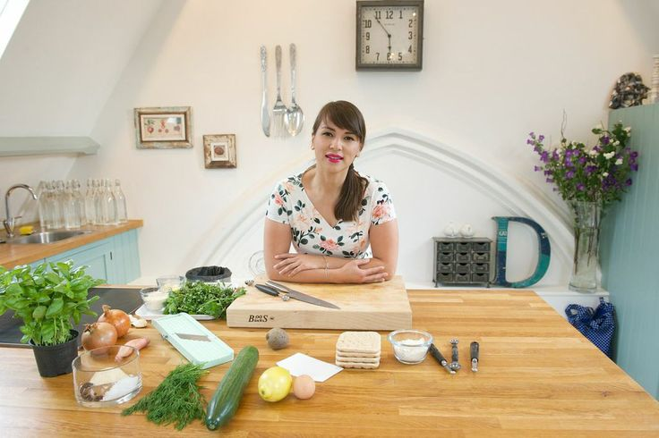 Last week I was lucky enough to be one of the food writers asked to cook with TV superchef and author, Rachel Khoo at Clapham's Cactus Kitchens (where they film Saturday Morning Kitchen and y…