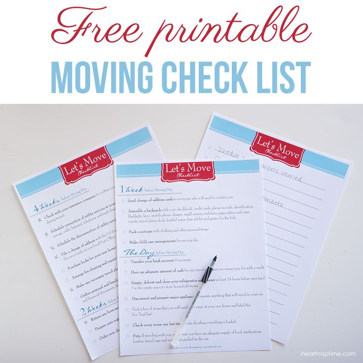 Top 25+ Best Moving List Ideas On Pinterest | Moving House Tips