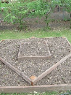 The Full Circle Gardener: Creating a New Strawberry Bed