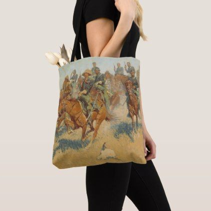 On the Southern Plains Tote Bag - plain gifts style diy cyo