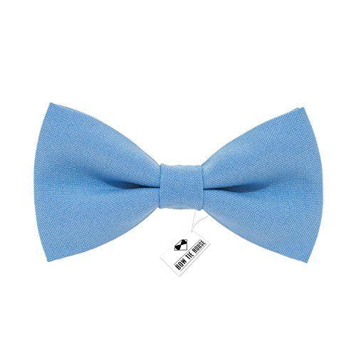 Bow Tie House Ballerina Blue bow tie ballet pattern unisex pre-tied shape usW1tL1Mzu