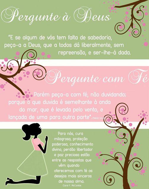 """As Tontas Vão Ao Céu: Cartaz para Organização das Moças - """"Pergunte"""" (Mu..."""