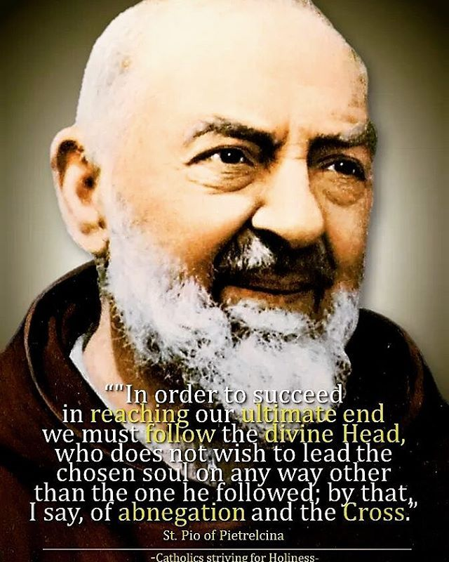 Sept.23. ST. PIO OF PIETRELCINA (PADRE PIO). A Short Biography and video summary. Dear brethren in Christ, Happy Feast of St. Pio of Pietrelcina or Padre Pio ~ Catholics Striving for Holiness