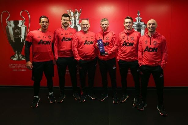 Meet Manchester United Manager Ole Gunnar Solskjaer S Key Ole Gunnar Solskjaer Confirms Manc In 2020 Manchester United Team Manchester United Coach Manchester United