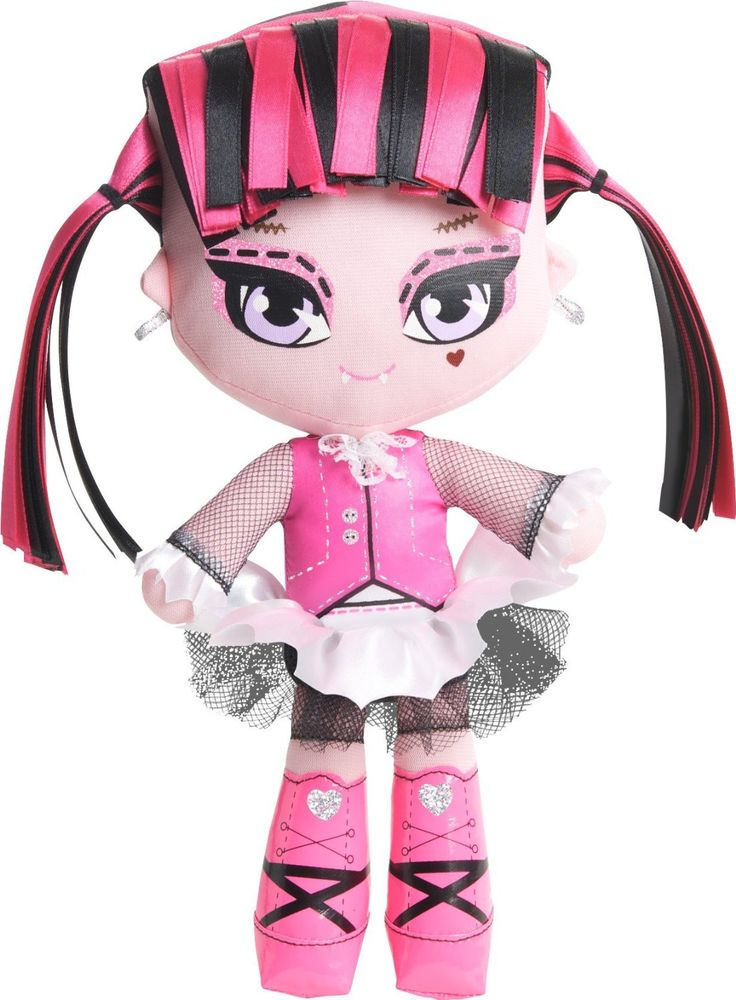 Monster High Toys : Best images about monster high plushies on pinterest