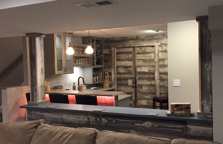 Man Cave Missoula : Best images about reclaimed wood walls on pinterest