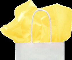 Special Order Tissue Paper - Sundance Yellow