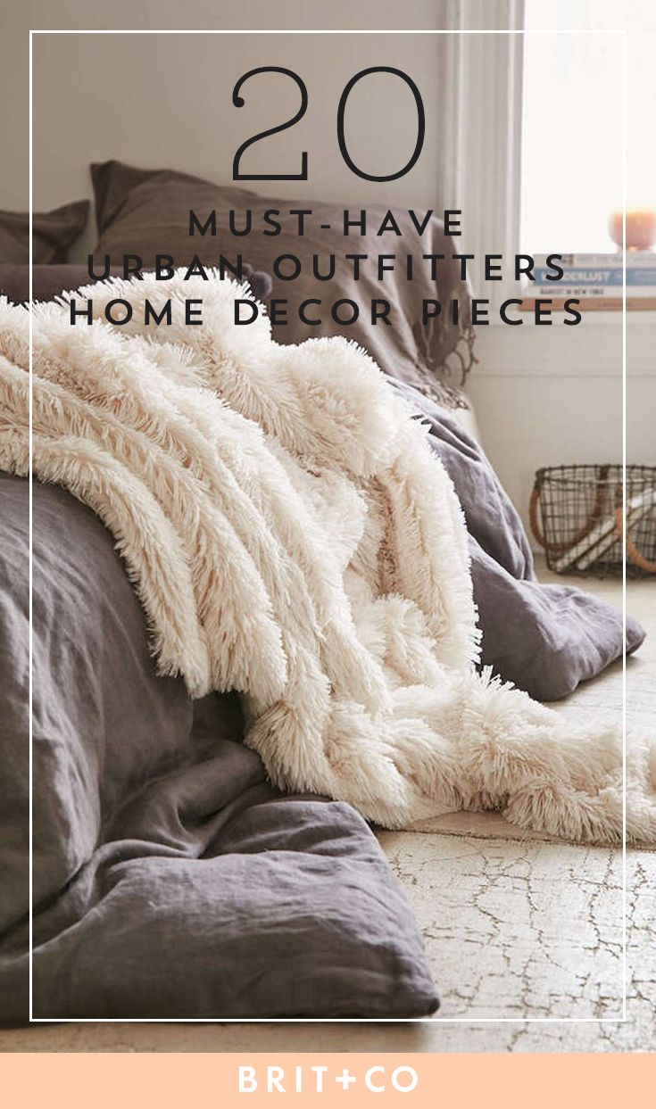 20 must have home decor pieces from urban outfitters