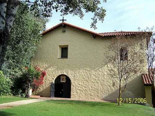 Mission San Fernando Rey de España was founded 8 September ...