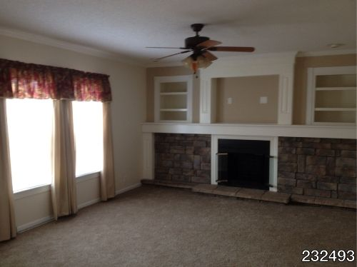254 best mobile home images on pinterest mobile home - Home improvement ideas living room ...