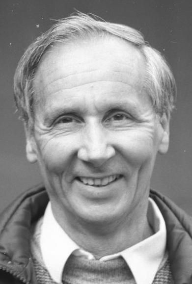 """Trainer Martin Wilke (Foto von 1986) übernahm 1954 gemeinsam mit Günter Mahlmann den HSV. Mit den """"Rothosen"""" holte Wilke 1963 den DFB-Pokal. ... nur der HSV !!"""