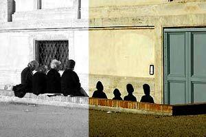 DI OMBRA IN OMBRA  Galleria Maffei Arte, Viareggio 2010