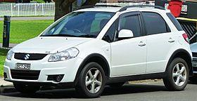 2007-2009 Suzuki SX4 (GYB) hatchback (2011-11-08).jpg