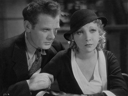 Charles Bickford and Helen Twelvetrees in Panama Flo (1932)