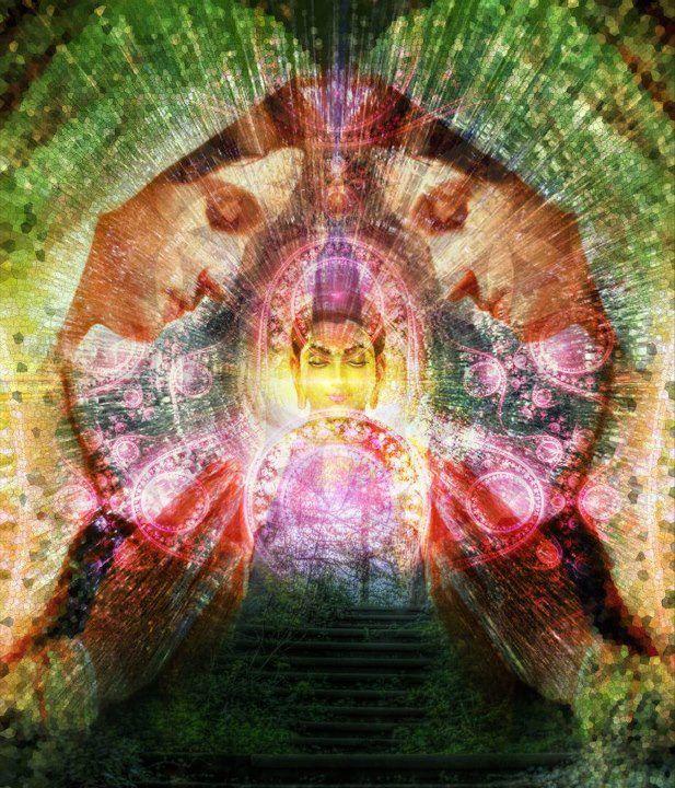 Universo Espiritual Compartiendo Luz: Madre María - Solticio de verano. MADRE DIVINA - A...