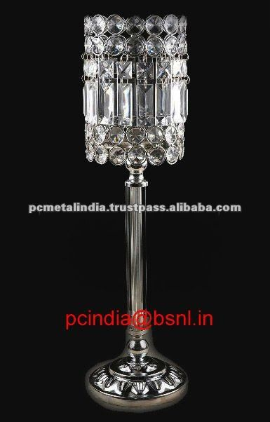 17 best ideas about crystal candelabra on pinterest for Picture frame candle centerpiece