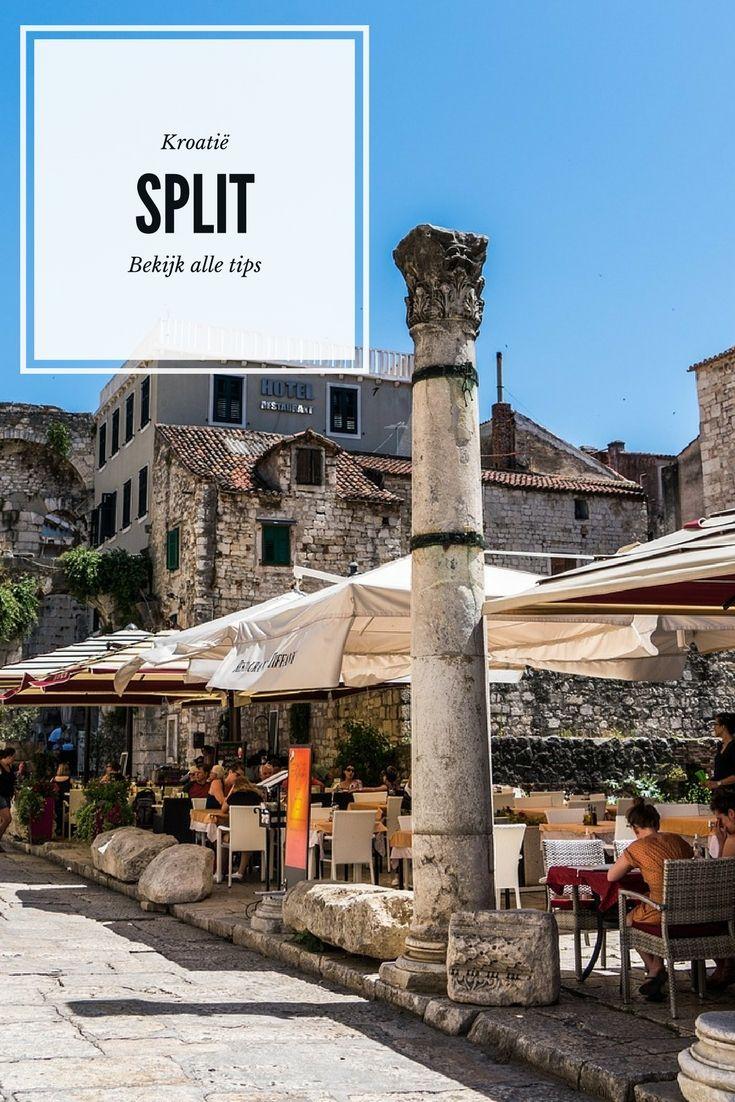 Wil je een stedentrip Split (Kroatië) maken? Doen! Deze stad heeft werkelijk voor ieder wat wils: cultuur, zon, zee, natuur, zeilen, culinair. Een aanrader. Bekijk alle tips over Split.
