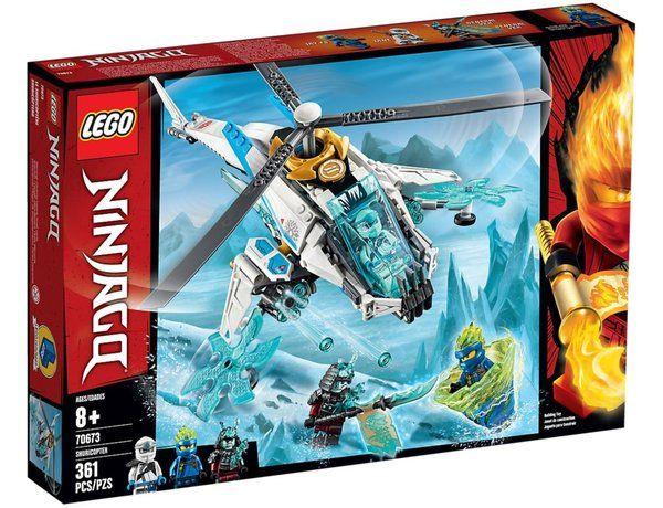 Lego Ninjago Shuricopter 70673 24 99 Lego Ninjago Ninjago Toys Lego Sets For Boys