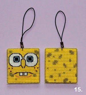 SpongeBob - breloczek (15)