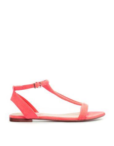 Bershka Slovakia - BSK braided sandals