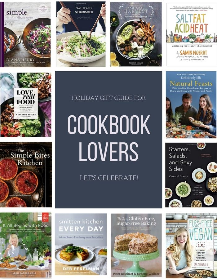 Great Holiday Gift Guide For Cookbook Lovers That You Give You Awesome Gift  Ideas For Your