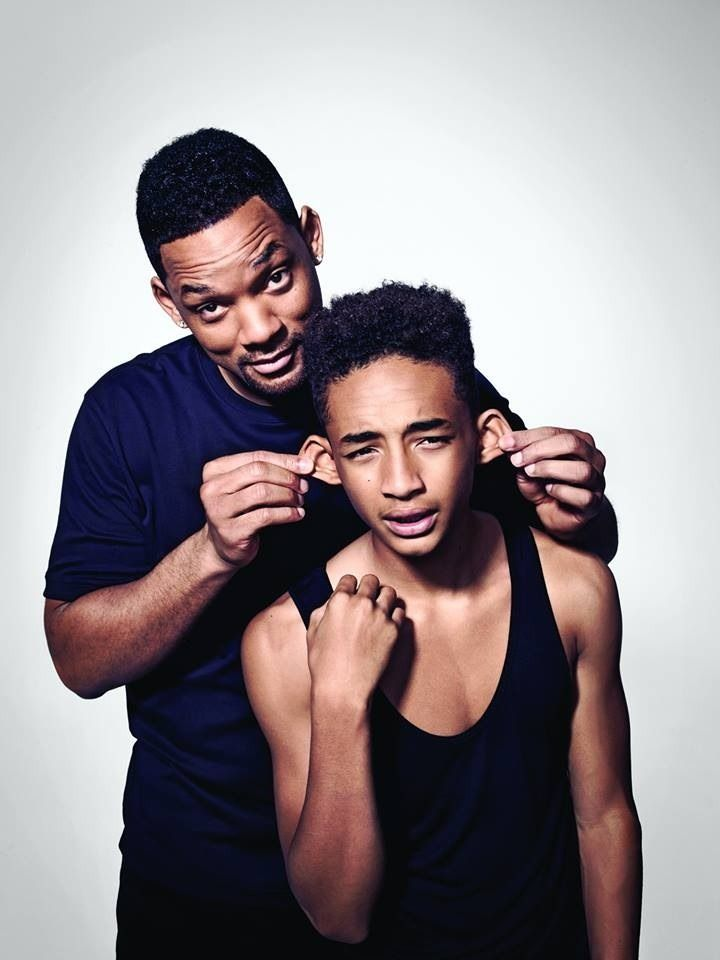 Will and Jaden Smith, the bests