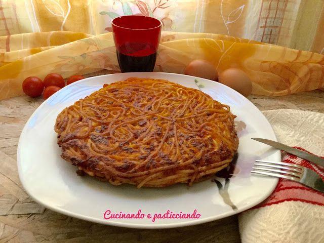 Cucinando e Pasticciando: Frittata di Spaghetti