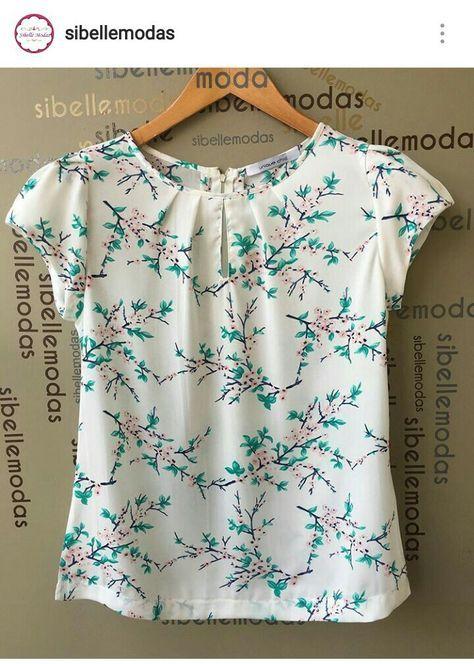 Ana, 10 ideas más para tu tablero blusas