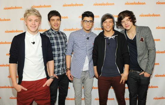#Glee is covering Brit boy band #OneDirection's hit 'What Makes You Beautiful'