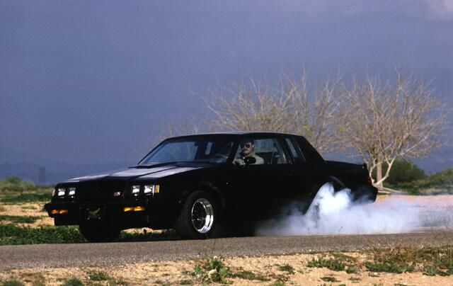 1987 Buick Regal Grand National - GNX