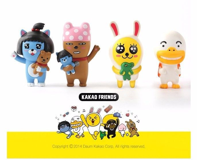 LG Kakao Friends Car Air refresher Vent holding type (Vent Clip) #KakaoFriends