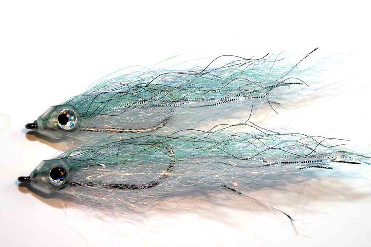 Seatrout/saltwater fly Fly tying lesson, Step by step: Steve baitfish