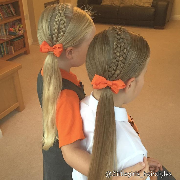 A side ponytail with a cross cross Dutch braid accent #braidingchallenge #featuremebraids #hairsryles_for_girls #hotbraidsmara #hudabeauty #wakeupandmakeup #behindthechair #americanstyle #howtodohair #hotd #kids #kidsfashion #hotd #howtohair #howtodohair #hotd #sweetheartshairdesign #sisters #daughter #daughters #littlegirls #brother #siblings #adorable #beautiful #schoolhair #school